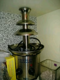 stainless steel and black food processor Boisbriand, J0N