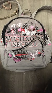 Victoria's Secret  backpack (smaller then original but still has tons of roomS Vancouver, V6B 0J7