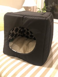 Ikea Cat Bed with Cushion
