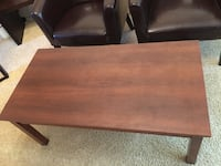 Great price on an excellent condition coffee table  Mundelein, 60060