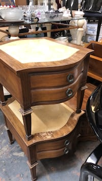 night stands marble top  vintage  Oakland Park, 33334