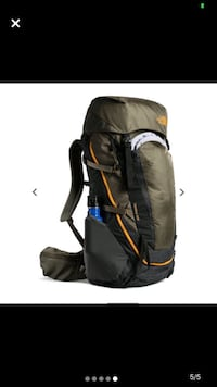 North Face Terra 65L backpack Stafford, 22556