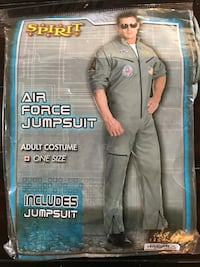 Air Force One Jumpsuit Pelham, 35124