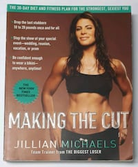 Jillian Michaels - Making the Cut Barrie, L4N 7L8