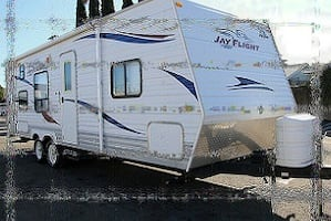 2010 Jayco Jay Flight  camper used a couple of times.