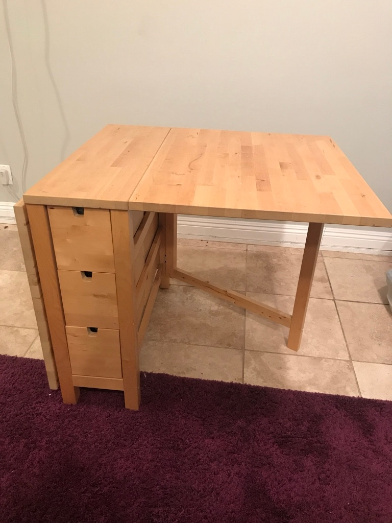 Merveilleux Ikea Foldable Dining Table