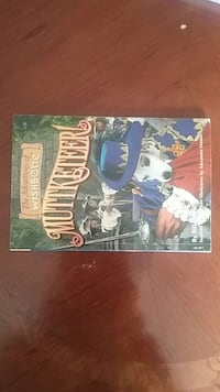 The Adventures of Wishbone Muttketeer book Vancouver, V5L 4R2