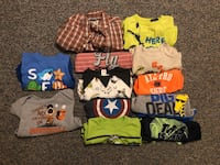 Children's shirts/onesies/sweaters size 12-18 months Carroll Valley, 17320