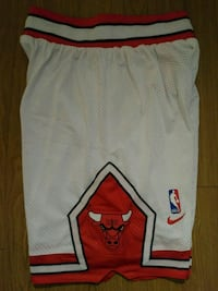 MENS CHICAGO BULLS SHORTS L Rancho Cucamonga, 91730