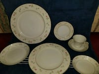 Fine China - Royal M by Mita Jessup, 20794
