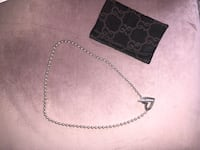 Gucci sterling silver heart necklace London, N6C 2T1