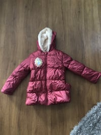 pink and white bubble jacket Sidcup, DA15