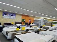 Come see us for the lowest prices on a mattress or adjustable base 200% guaranteed!!! Charlotte