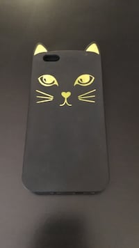 black and white iPhone case New Orleans, 70130