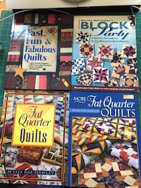 Quilting books Marlborough, 01752