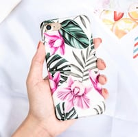 iPhone 7/8 Floral Phone Case