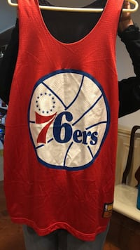 Vintage 76ers reversible jersey  Montgomery Village, 20886