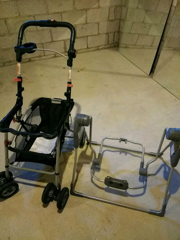 Graco Baby Stroller And Swing