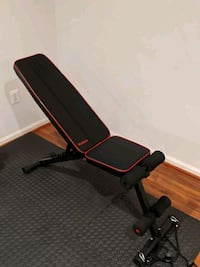 Yoleo Adjustable Exercise Bench Gaithersburg, 20878