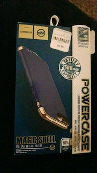 I phone 7 Power case/Magic shell  Anchorage, 99503