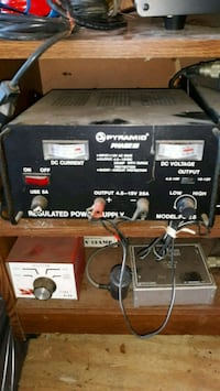 Pyramid Phase 3 Regulated Power Supply Muskegon