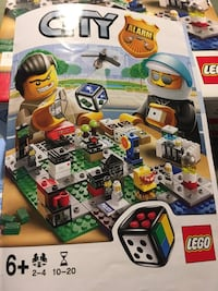 Lego City Alarm game New Market, 21774