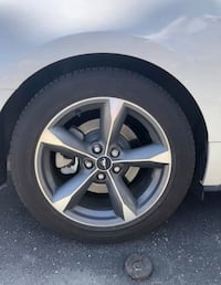 Ford Mustang OEM Rims & Tires  Guelph