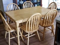 Dining room set 6 chairs. Newport Beach, 92663