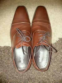 Mens Unlisted Brown Dress Shoes size 10 1/2 Melrose Park, 60164
