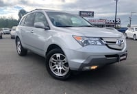 2009 Acura MDX Technology Puyallup, 98374
