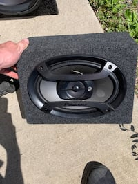 Car speakers Nokesville, 20181