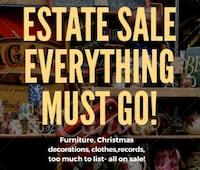 Everything Must Go!! Baltimore, 21224