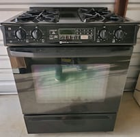Maytag Advance Cooking System Gas Range