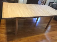 IKEA wood table and chairs OBO or Aberdeen Proving Ground, 21005