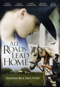 All Roads Lead Home DVD - Peter Coyote, Jason London Marietta