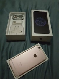 gold iPhone 6 with box Costa Mesa, 92627