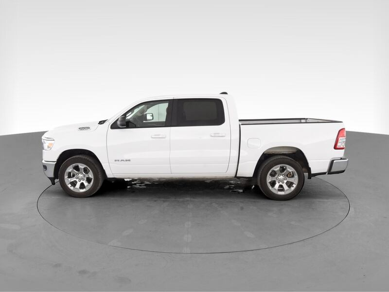 2019 Ram 1500 Crew Cab pickup Big Horn Pickup 4D 5 1/2 ft White 2a8a6666-d882-422c-b18a-7be30aa9a160