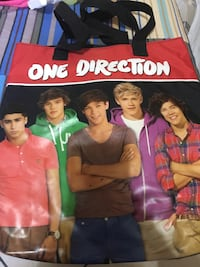 Borsa One Direction Caserta, 81100