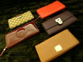 Authentic Luxury Womens Wallets For Sale