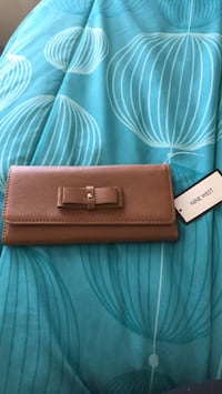 New Nine West Checkbook Wallet Bethesda, 20814