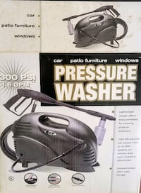 pressure washer. used once! need to sell  Hutchinson Island, 34949