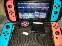 Nintendo Switch (SX OS) 400GB + Extras Lawrence, 01843