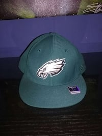 Eagles fitted hat size 7 3/4