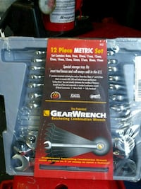 Gear wrench  tool set Irvine, 92618