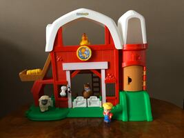 Fisher price happy sounds barn