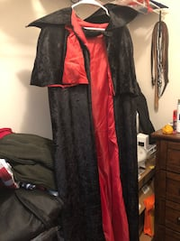 Halloween Count Dracula Costume Mc Lean, 22102