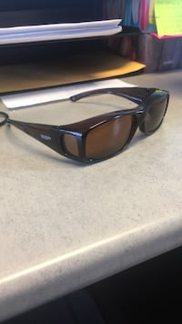 ESP sunglasses new 75$ but I'm selling for 50 they pretty good condition and a few scratches but there ok Saanichton, V8M 1M2