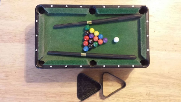 Used Inche Pool Table For Sale In El Paso Letgo - El pool table