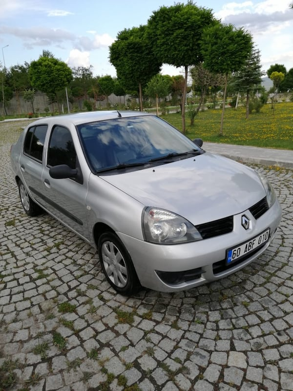 2007 Renault Clio Symbol 1.4 AUTHENTIQUE 2