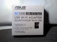 D-Link DWA-182 Wireless USB Adapter, 0.5 & ASUS Dual Band AC1200 USB-AC53 Brampton